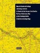 mapa camino de santiago lowcost-9788444131429