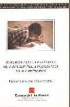 recursos para la enseñaza oral del español a inmigrantes no alfab etizados (primer y segundo ciclo de eso)-9788445123829