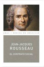 el contrato social jean jacques rousseau 9788446043829
