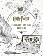 harry potter: colouring book-9788448022129
