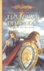 el umbral del poder (leyendas de dragonlace; 3)-margaret weis-9788448033729