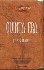 dragonlance: quinta era (edicion coleccionista)-jean rabe-9788448038229