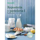 reposteria y pasteleria i - edicion tm5-9788460681229