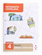 ortografía castellana 4 2º primaria-9788466133029