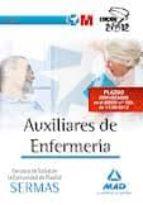 auxiliares de enfermeria del servicio de salud de la comunidad de la comunidad de madrid. test (sermas) 9788467686029