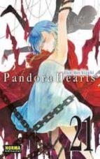 El libro de Pandora hearts nº 21 autor JUN MOCHIZUKI TXT!