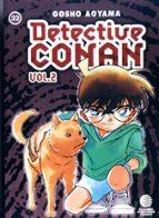 detective conan ii nº 32 gosho aoyama 9788468471129