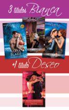pack bianca y deseo junio 2016 (ebook)-maya blake-9788468784229