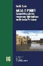 agua y poder-habib ayeb-9788472901629