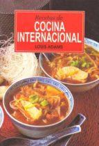 recetas de cocina internacional louis adams 9788473869829