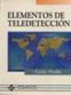 elementos de teledeteccion carlos pinilla ruiz 9788478972029