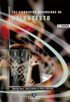 101 ejercicios defensivos de baloncesto-george karl-terry stotts-price johnson-9788480195829