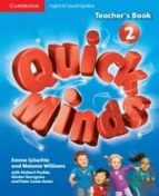 quick minds level 2 teacher s book spanish edition 9788483234129