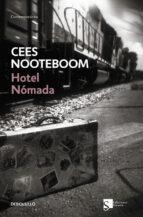 hotel nomada-cees nooteboom-9788483463529
