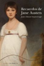 recuerdos de jane austen-james edward austen leigh-9788484286929