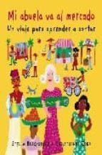 mi abuela va al mercado: un viaje para aprender a contar-christopher corr-stela blackstone-9788484524229