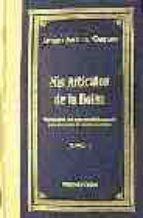 mis articulos de la bolsa (t. 5) antonio saez del castillo 9788486900229