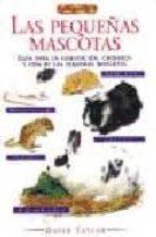 las pequeñas mascotas-david taylor-9788488893529