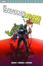 los vengadores vs universo marvel-jonathan maberry-9788490245729