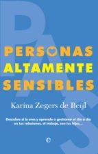 personas altamente sensibles (ebook)-karina zegers de beijl-9788490608029