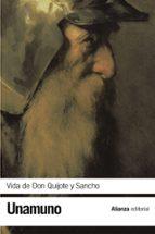 vida de don quijote y sancho-miguel de unamuno-9788491040729