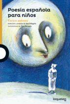 poesía española para niños 9788491220329