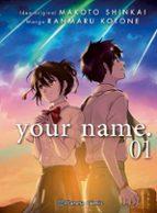 your name nº 01/03 makoto shinkai 9788491465829