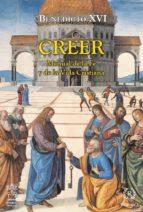 creer: manual de la fe y de la vida cristiana joseph benedicto xvi ratzinger 9788493933029