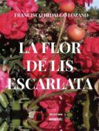 la flor de lis escarlata francisco hidalgo lozano 9788494844829