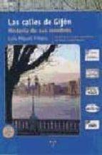 las calles de gijon. historia de sus nombres-luis miguel piñera-9788495178329