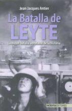 la batalla de leyte jean jacques antier 9788496364929