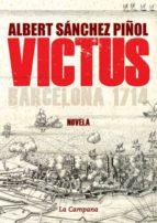 victus (3ª ed.) albert sanchez piñol 9788496735729
