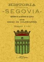 historia de la insigne ciudad de segovia (2 vols.) (ed. facsimil) 9788497612029