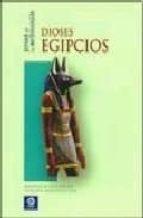 dioses egipcios-9788497648929