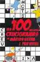 els 100 millors crucigrames de marius serra i pau vidal-marius serra-9788497870429