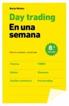 day trading en una semana (ebook)-borja muñoz cuesta-9788498754629