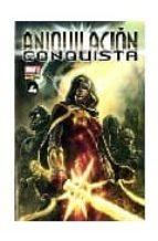 aniquilacion: conquista nº 4 (contiene annihilation: conquest 1 6 usa) 9788498850529