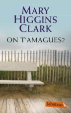 on t amagues? mary higgins clark 9788499300429
