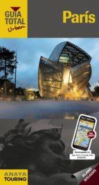 parís 2016 (guia total urban) 2ª ed. 9788499357829