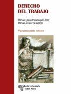 derecho del trabajo (25ª edicion) 9788499612829