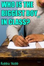 who is the biggest boy(18) in class? (ebook)-9788822819529