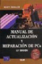 manual de actualizacion y reparacion de pcs-scott mueller-9789702601029