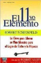 el 11º elemento-robert scheinfeld-9789872190729