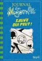 sauve qui peut! journal d un degonfle   tome 12 jeff kinney 9791023508529