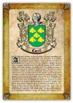apellido carril / origen, historia y heráldica de los linajes y apellidos españoles e hispanoamericanos (ebook) antonio tapia cdlhf00013329