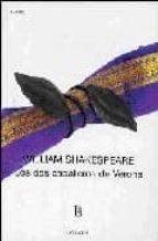 los dos caballeros de verona william shakespeare 9789500306232