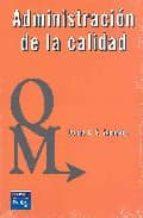 administracion de la calidad-donna c. s. summers-9789702608134