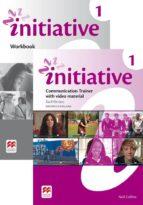 initiative 1 workbook pack. bachillerato. edición españa-9780230448339