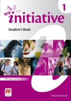initiative 1 students pack. bachillerato. edición inglesa 9780230485839