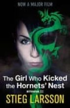 girl who kicked the hornets  nest (film tie-in)-stieg larsson-9781849163439